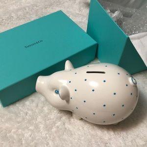 NWB Tiffany & Co Piggy Bank